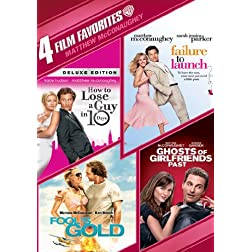 4 Film Favorites - Matthew Mcconaughey: How to