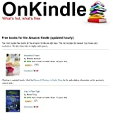 Free books OnKindle -- bestsellers, top movers, new