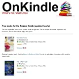 Free books OnKindle -- bestsellers, top movers, new ~ OnKindle Free books