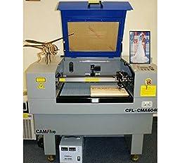 CAMFive Cutting & etching-engraving laser machine