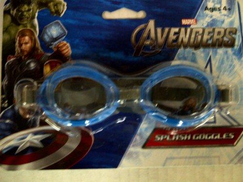 GOGGLES Marvel AVENGERS Splash Goggles - 1