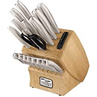 Chicago Cutlery Insignia 18-Piece Cutlery Set + $3 to