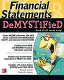 Financial Statements Demystified: A Self-Teaching Guide
