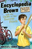 Encyclopedia Brown And The Case Of The Secret Pitch (Turtleback School & Library Binding Edition)