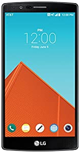 LG G4, Black Leather 32GB (AT&T)