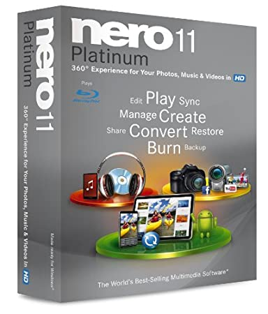 Nero 11 Platinum Edition (PC)