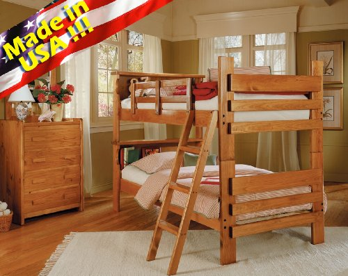 Simple Bunk Beds 1684 front