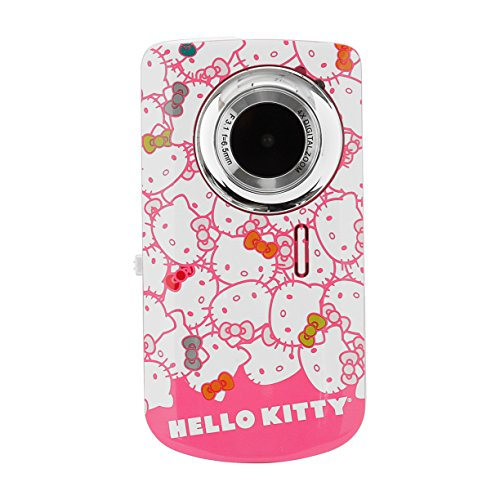 Hello Kitty Snapshots Digital Video Camcorder with 1.8-Inch LCD Screen