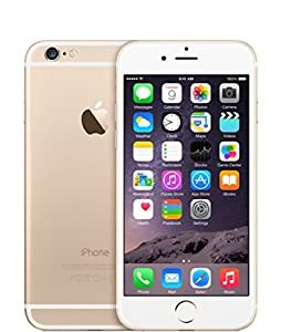 Apple iPhone 6 4.7-inch Display SIM-free GSM Cellphone (64G, Gold)