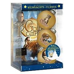 Der goldene Kompass - Weihnachts-Filmbox (Single Disc inkl. 3 hochwertiger Christbaumkugel)