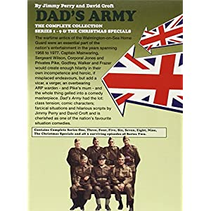 Dad's Army - Complete and Specials [14dvd] [Import anglais]