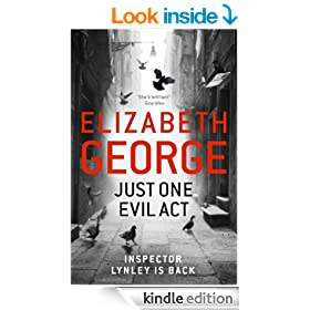 Just One Evil Act (Inspector Lynley Book 18)