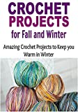 Crochet Projects for Fall and Winter:  Amazing Crochet Patterns to Keep you Warm in Winter: (Crochet - Crochet for Beginners - Crochet Projects - Knitting)