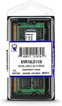 Kingston KVR16LS11/8 8GB Desktop Memory