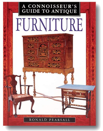 used gd connoisseur 39 s guide to antique furniture