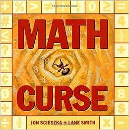 math curse jon scieszka lane smith 9780670861941