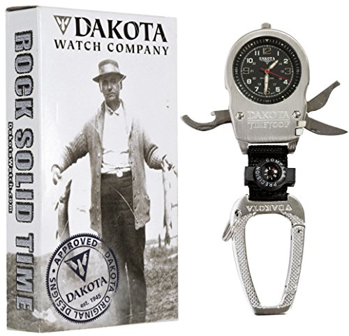 dakota-watch-company-7972-9-time-tool-7-black-dial-carabineer-clip-watch