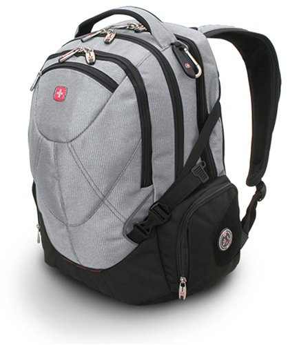SwissGear Computer Backpack (Gray/Black)