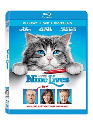 Nine Lives [Blu-ray]