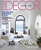 Magazine - Elle Decor (1-year auto-renewal)