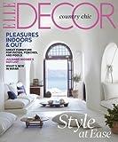 Elle Decor (1-year auto-renewal)