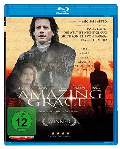AMAZING GRACE - Nach einer wahren Begebenheit (Blu-ray)