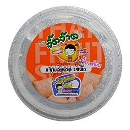 Chewy Tamarind Candy with Spicy Plum Snack Jeedjard Brand Net WT 50g (1.76 oz) x 1bottle