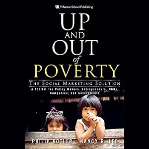 Up and Out of Poverty Audiobook