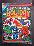 img - for Marvel Treasury Special, Giant Superhero Holiday Grab-Bag book / textbook / text book
