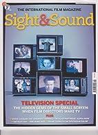 Sight and Sound UK: The International Film…