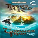 The Gossamer Plain: Forgotten Realms: Empyrean Odyssey, Book 1 (       UNABRIDGED) by Thomas M. Reid Narrated by Gayle Hendrix