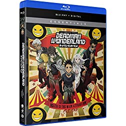 Deadman Wonderland: The Complete Series [Blu-ray]