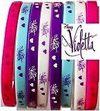 Violetta- Lot de 4 Bracelets Silicone