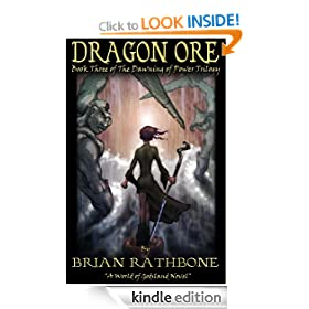 Dragon Ore (Godsland Series: Book Three)