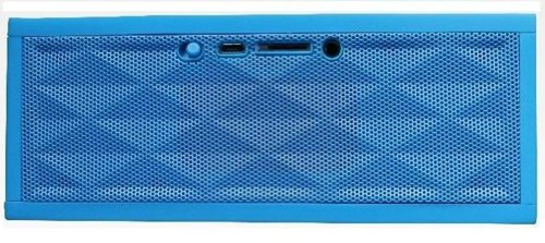 Fun ZipBox Wireless Rechargeable Bluetooth Portable Stereo Speaker (Blue) Funzip Bluetooth Headsets autotags B00GSCIV4G