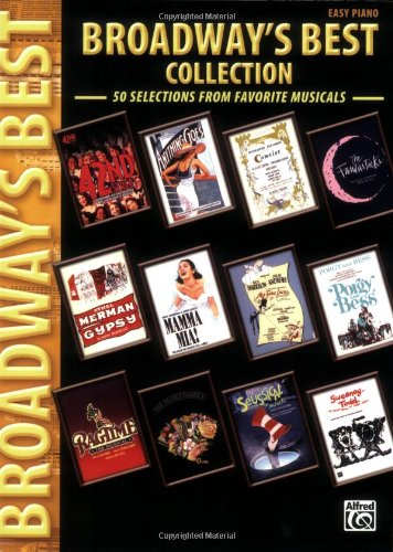 Broadway's Best Collection: 50 Selections from the Best Musicals