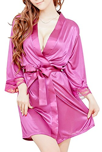 Paplan della signora di vari tipi di semi opaco opaco tessuti del merletto di seta Camicia da notte