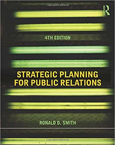 Book Review: Strategic Planning for Public Relations
