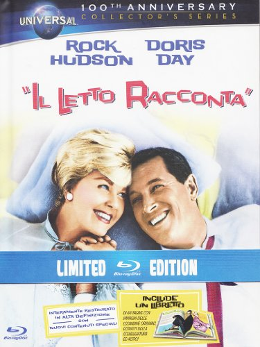 Il letto racconta (limited edition) [Blu-ray] [IT Import]