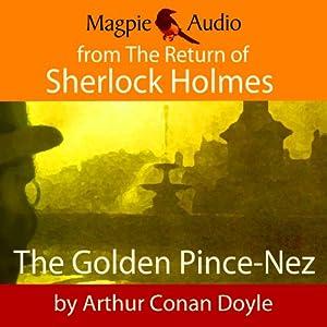 The Golden Pince-Nez Audiobook