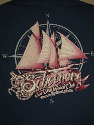 Classic Schooner Vessel T-shirt
