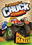 Cover art for  The Adventures Of Chuck And Friends: Monster Rally