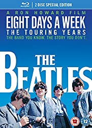 The Beatles: Eight Days a Week - The Touring Years - Special Edition [Blu-ray] [2016]
