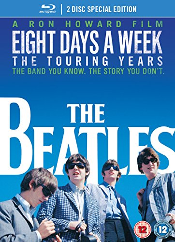 Beatles: Eight Days A Week - The Touring Years [Edizione: Regno Unito] [Italia] [Blu-ray]