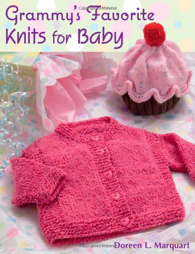 Grammy'S Favorite Knits For Baby front-939626