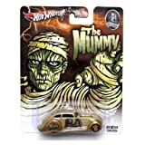 1934 Chrysler Airflow The Mummy Universal Studios Hot Wheels Vehicle