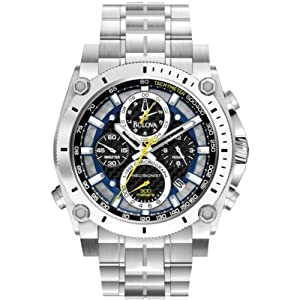 Bulova Men's Precisionist Chronograph 96B175