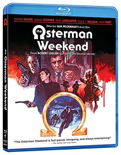 Blu-ray : The Osterman Weekend (Blu-ray)