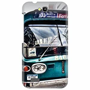 Printland Back Cover For Honor Holly Hol-U19 - Route Designer Cases