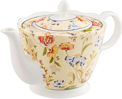 Aynsley Cottage Garden Windsor Teapot (Yellow) (Aynsley Teapot compare prices)